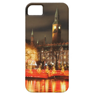 Coque Case-Mate iPhone 5 Copenhague, Danemark la nuit