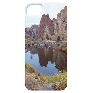 Coque Case-Mate iPhone 5 Courbure Orégon de roche de Smith