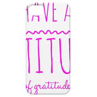 Coque Case-Mate iPhone 5 Désintoxication aa de récupération de gratitude