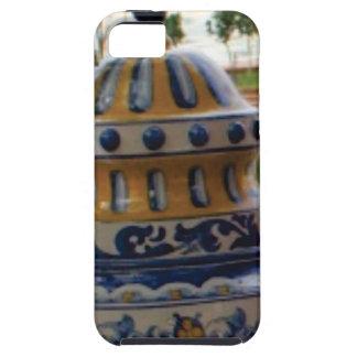 Coque Case-Mate iPhone 5 dôme des bleus de fantaisie