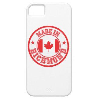 Coque Case-Mate iPhone 5 Fait à Richmond