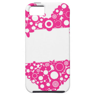 Coque Case-Mate iPhone 5 Fleurit le coeur