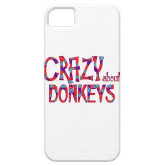 Coque Case-Mate iPhone 5 Fou au sujet des ânes