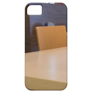 Coque Case-Mate iPhone 5 Image brouillée du café intérieur
