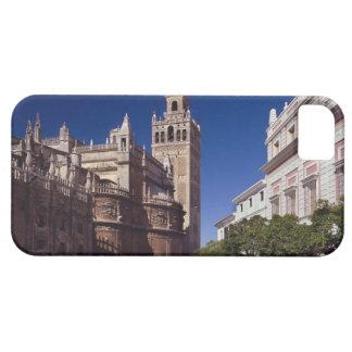 Coque Case-Mate iPhone 5 La Giralda de Séville, Espagne |