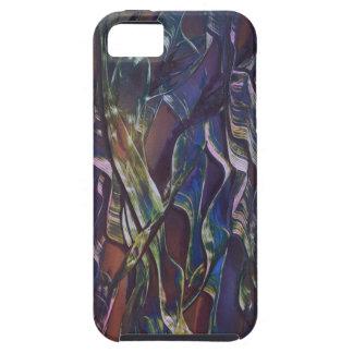 Coque Case-Mate iPhone 5 La variété bleue d'herbe