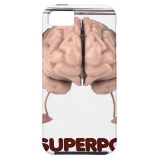 Coque Case-Mate iPhone 5 L'autisme est la superpuissance, cadeau de levage