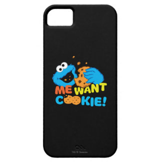 Coque Case-Mate iPhone 5 Le biscuit veut le biscuit