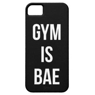 Coque Case-Mate iPhone 5 Le gymnase est Bae - séance d'entraînement drôle
