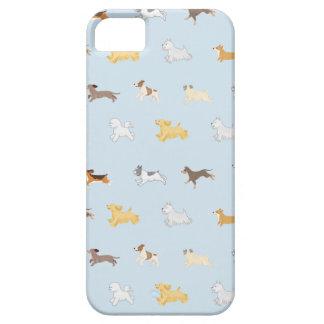 Coque Case-Mate iPhone 5 Les chiens courants ont illustré le cas de