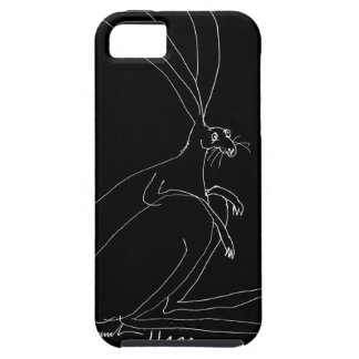 Coque Case-Mate iPhone 5 lièvres magiques