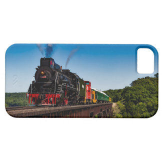 Coque Case-Mate iPhone 5 Locomotive/train