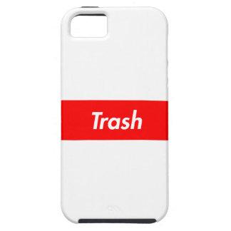Coque Case-Mate iPhone 5 Logo de boîte de déchets