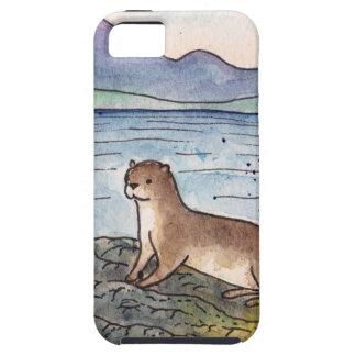 Coque Case-Mate iPhone 5 loutre du loch