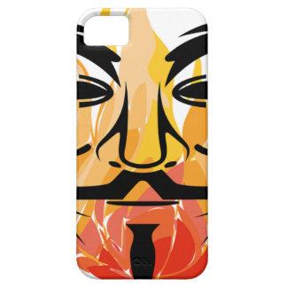 Coque Case-Mate iPhone 5 Masque anonyme