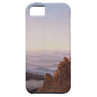 Coque Case-Mate iPhone 5 Matin dans Riesengebirge - Caspar David Friedrich