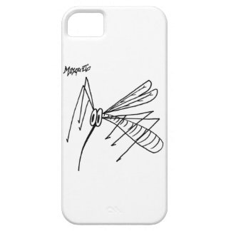 Coque Case-Mate iPhone 5 Mosquito