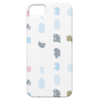 Coque Case-Mate iPhone 5 Motif abstrait de formes dans les couleurs en