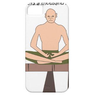 Coque Case-Mate iPhone 5 paix en dedans
