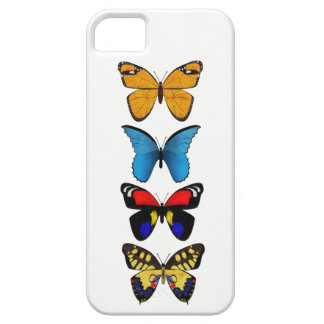 Coque Case-Mate iPhone 5 Papillons