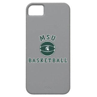 Coque Case-Mate iPhone 5 Université de l'Etat d'État du Michigan du