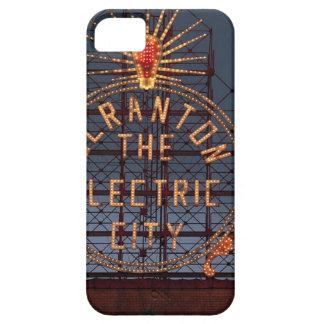 Coque Case-Mate iPhone 5 Ville électrique de Scranton