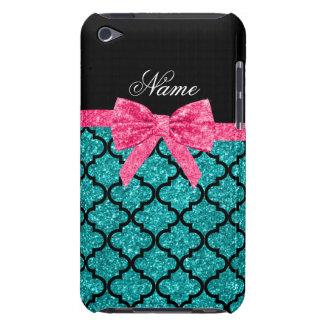 Coque Case-Mate iPod Touch Arc rose marocain de parties scintillantes nommées