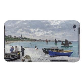 Coque Case-Mate iPod Touch Claude Monet | la plage chez Sainte-Adresse