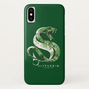 coque iphone 8 slytherin