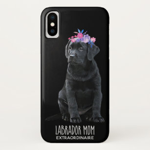 Coque Case-Mate Pour iPhone Black Labrador