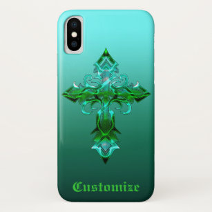 coque iphone x croisee