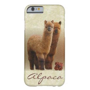 coque iphone 6 alpaga
