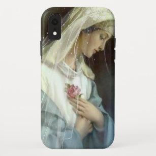 Coques & Protections Marie Vierge pour iPhones | Zazzle.fr