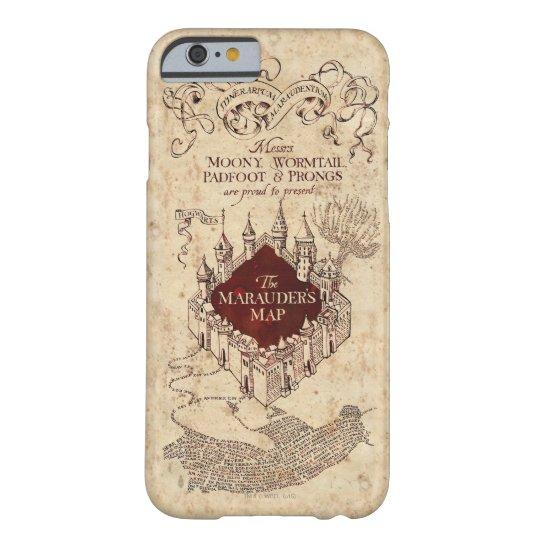 Coque Case-Mate Pour iPhone Harry Potter Spell| Carte de Marauder