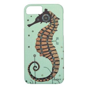 coque hippocampe iphone 7