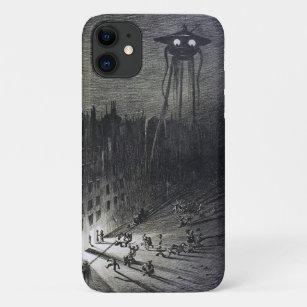 coque iphone 8 sci fi
