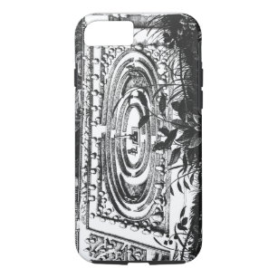 coque iphone 7 labyrinthe
