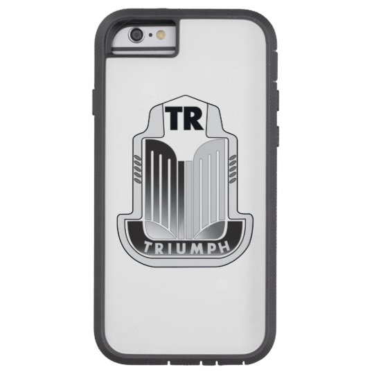 Coque Case-Mate Pour iPhone Logo noir de Triumph