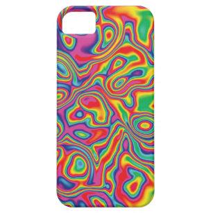 coque iphone 5 psychedelique