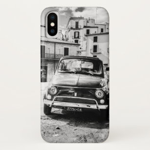coque iphone x fiat 500