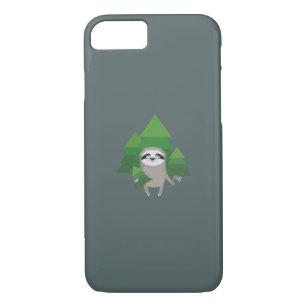 coque iphone 7 bucheron