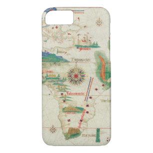 coque iphone 7 planisphere