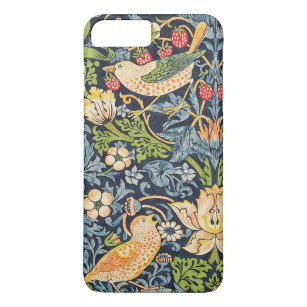 Coque Case-Mate Pour iPhone Schéma floral William Morris Strawberry Thief