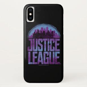 coque iphone x justice