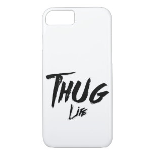coque iphone 7 thug life