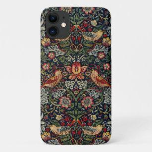 Coque Case-Mate Pour iPhone William Morris Strawberry Thief Motif textile