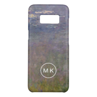 Coque Case-Mate Samsung Galaxy S8 Agapanthus de nénuphars