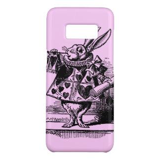 Coque Case-Mate Samsung Galaxy S8 Alice vintage chez le lapin blanc du pays des