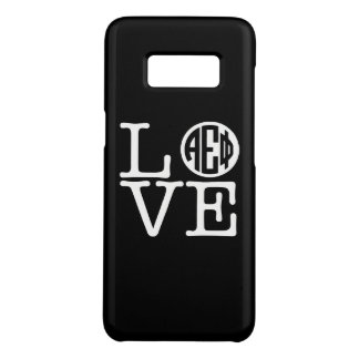 Coque Case-Mate Samsung Galaxy S8 Alpha amour epsilon du phi |