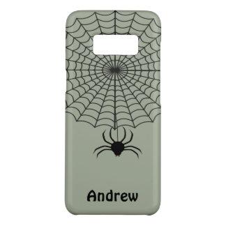 Coque Case-Mate Samsung Galaxy S8 Araignée et toile d'araignée